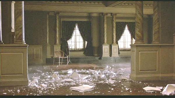 Money Pit movie bathtub crashes through ceiling