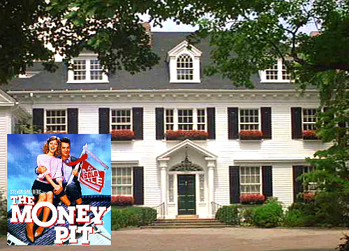 Money Pit movie house Tom Hanks