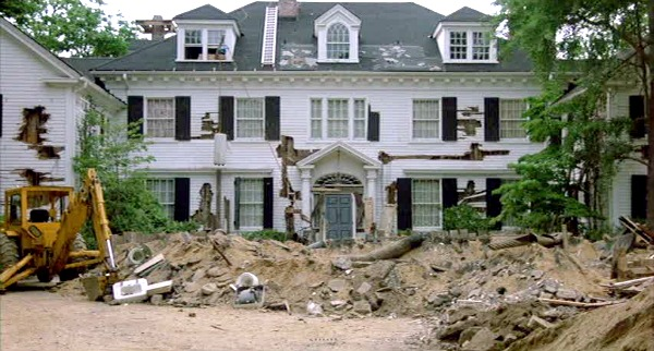 Money Pit movie house torn apart