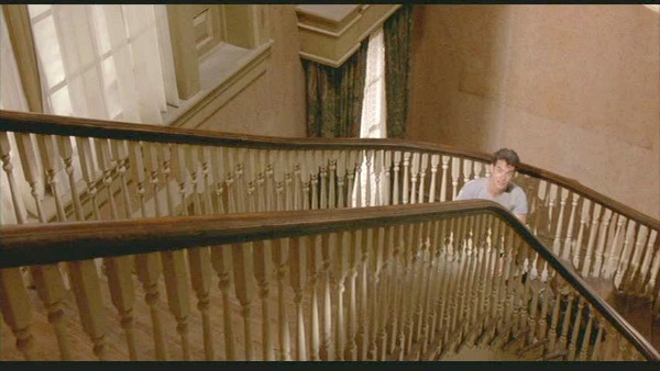 Money Pit movie staircase before