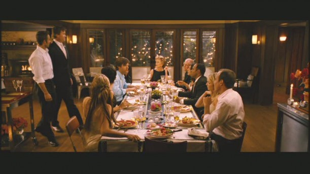 Monster-in-Law dining room