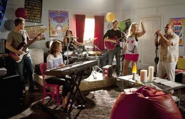 Travis's room-jam room