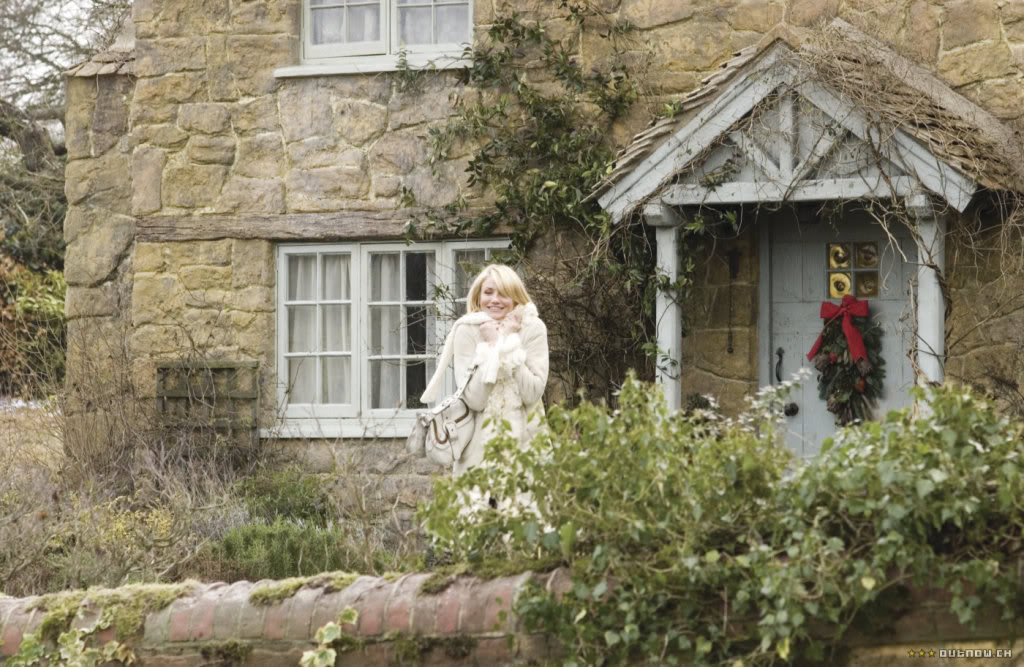 Cameron Diaz Rosehill Cottage The Holiday