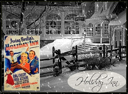 Holiday Inn movie house cover