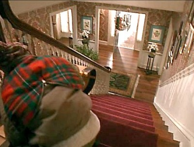 """Have You Ever Wanted to Sled Down the Stairs Like Kevin Did in """"Home Alone""""?"""