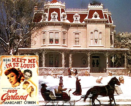 Meet Me in St. Louis movie house Kensington Ave