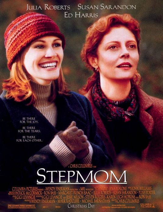 Stepmom movie poster-Julia Roberts-Susan Sarandon