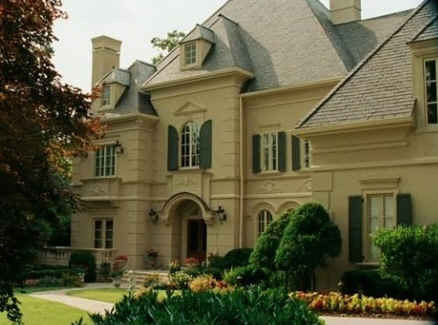 The Blind Side house