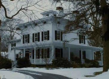 The Family Stone movie house-small