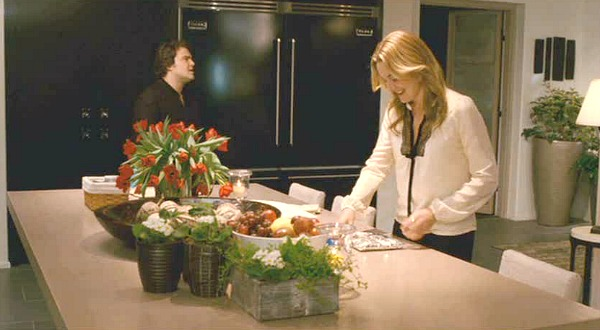 The Holiday Jack Black Kate Winslet kitchen