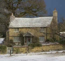 The Holiday cottage-small
