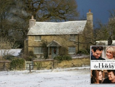 "Kate Winslet's Rosehill Cottage in ""The Holiday"""