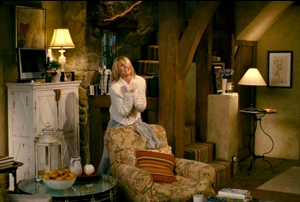 The Holiday movie cottage Cameron Diaz