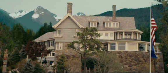 The Proposal movie house