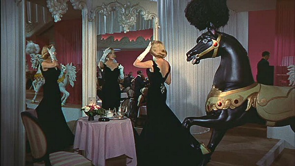 White Christmas Rosemary Clooney You Done Me Wrong dress
