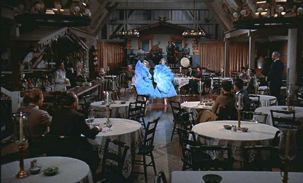 White Christmas Vera Ellen Rosemary Clooney sing Sisters