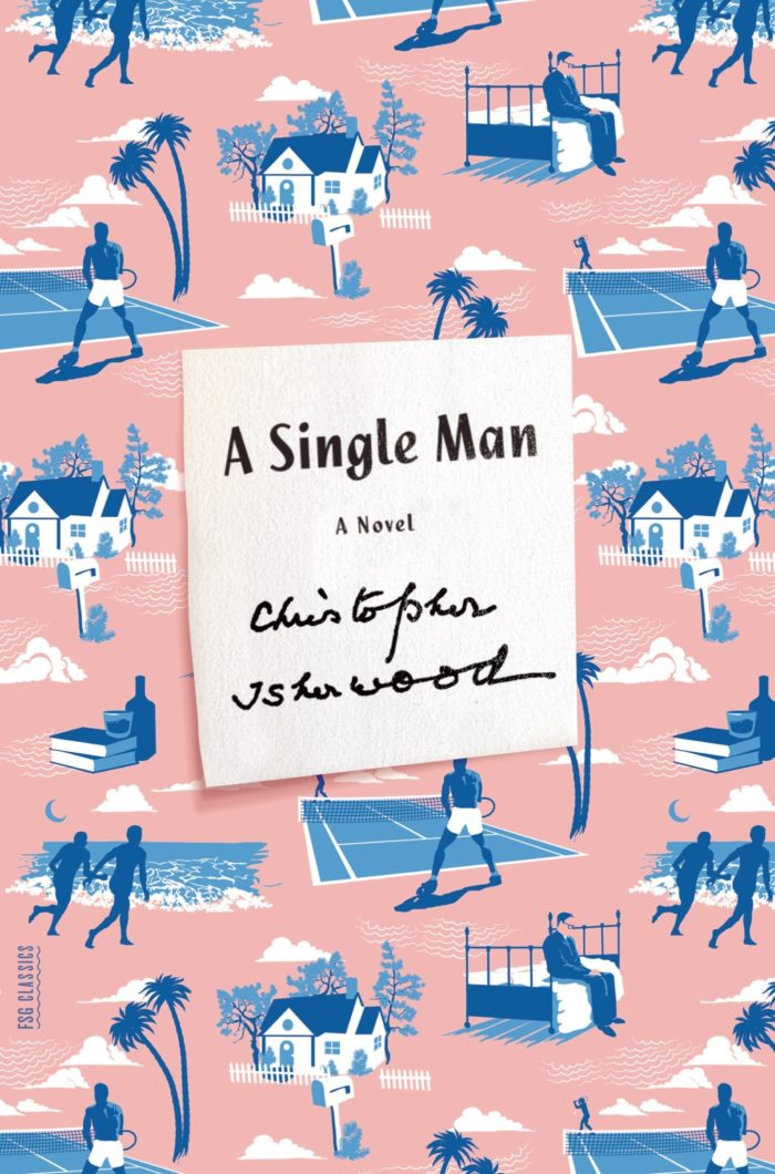 cover of book called A Single Man by Christopher Isherwood