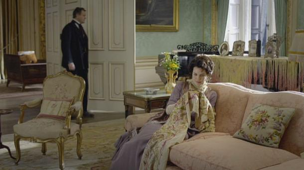 Downton Abbey-drawing room