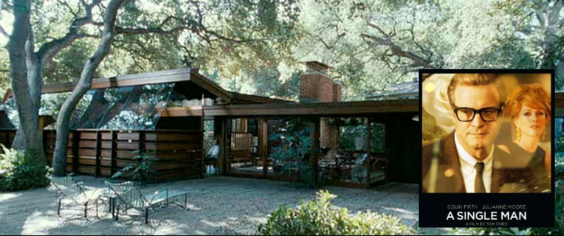 vLautner House from A Single Man movie