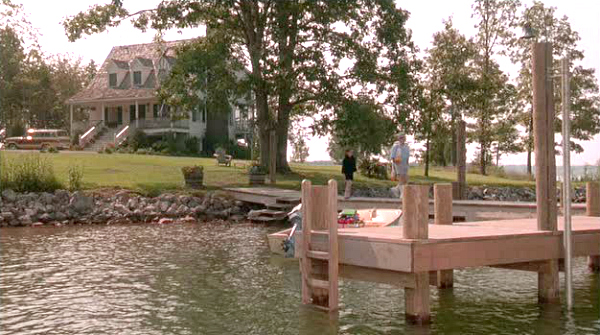 What About Bob-house and dock