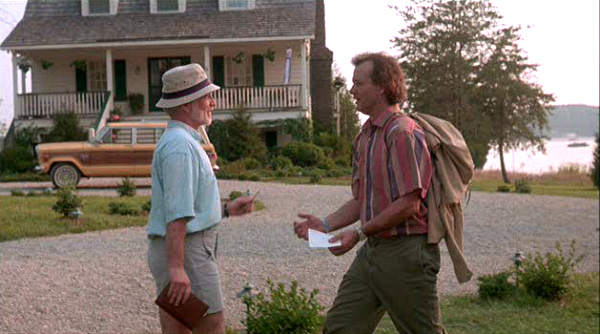 What About Bob movie lake house 1