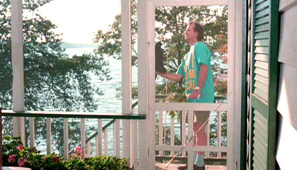 What About Bob movie lake house 11