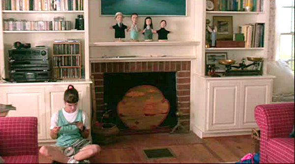 What About Bob movie lake house 6