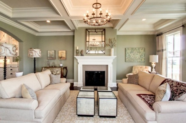 Charmant Traditional Southern Interior Designcutest Traditional Living Room