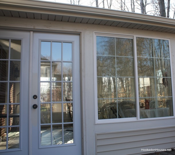 Sun Room Exterior: My Sunroom Is Finally Finished!