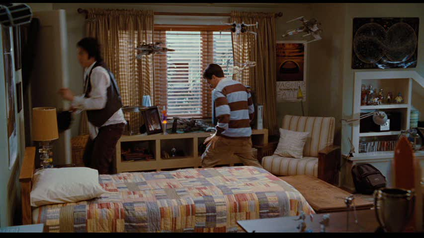 Craftsman house in I Love You Beth Cooper Paul Rust