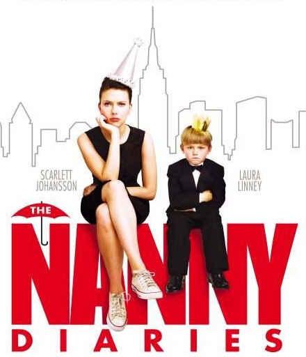 Nanny Diaries poster
