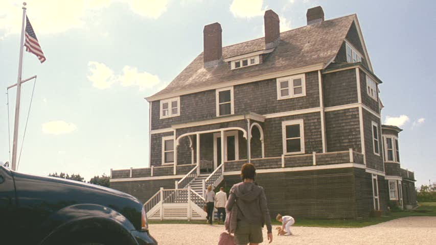 Nantucket house-Nanny Diaries