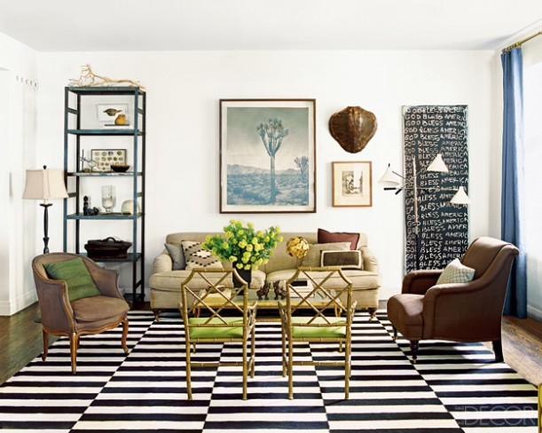 Nate Berkus Chicago apartment 1-Elle Decor
