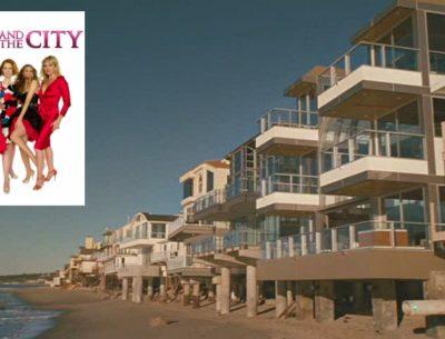 Sex and the City Samantha Jones Malibu Beach House