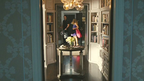 Carrie and big 39 s apartment in sex and the city 2 for Piso carrie bradshaw