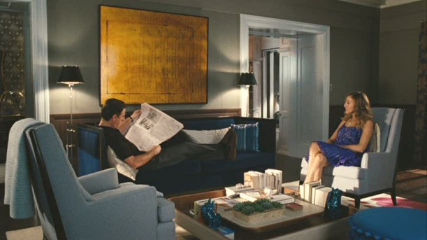 Carrie And Big 39 S Apartment In Sex And The City 2 Hooked On