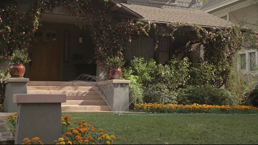 front exterior of Adam\'s house on Parenthood