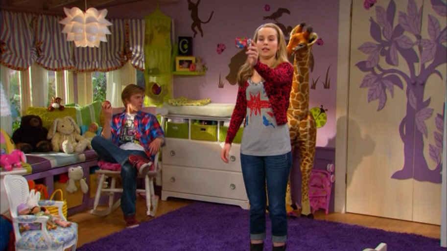 Charlie S Purple Bedroom Hooked On Houses
