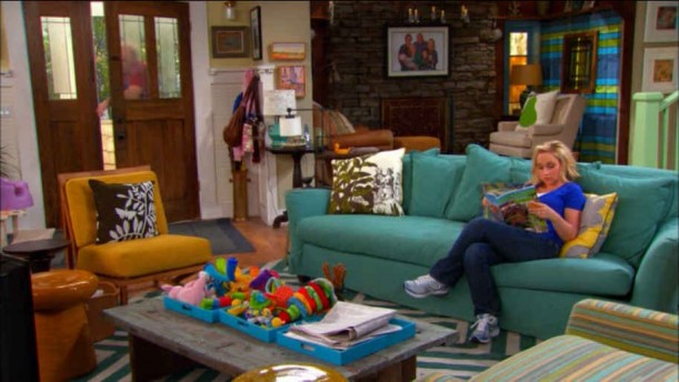 Cupcake Dezignz The Duncans Denver Home On Good Luck Charlie