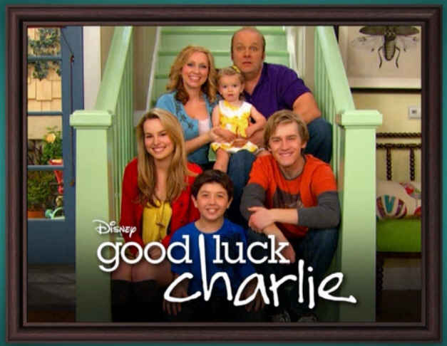 Good Luck Charlie opening credits season 1 - Hooked on Houses