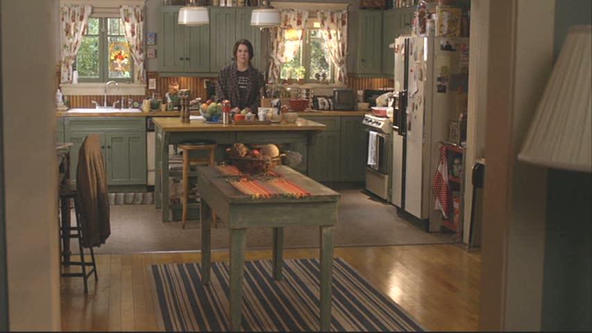 Lauren Graham Parenthood Kitchen Hooked On Houses