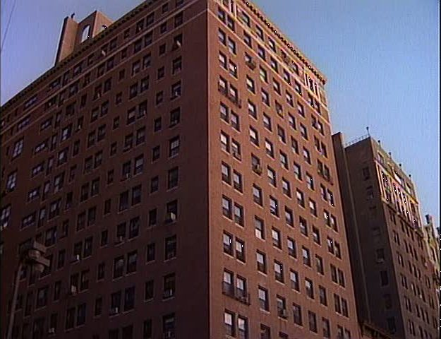 Paul Jamie S Apartment In Mad About You