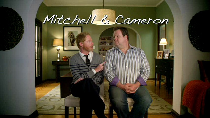 Mitchell and Cameron Modern Family TV Show House