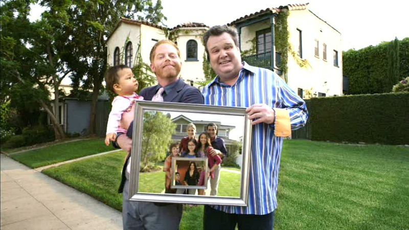 Modern Family Opening Credits Mitch Cam Lily SSN1