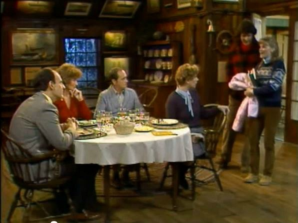 Newhart TV show dining room 2