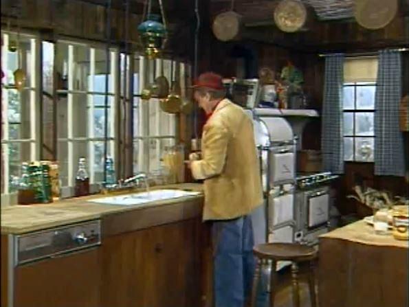 Newhart TV show kitchen 2