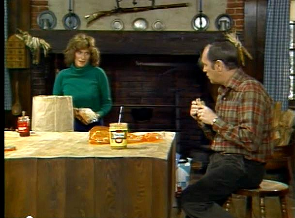 Newhart TV show kitchen 7