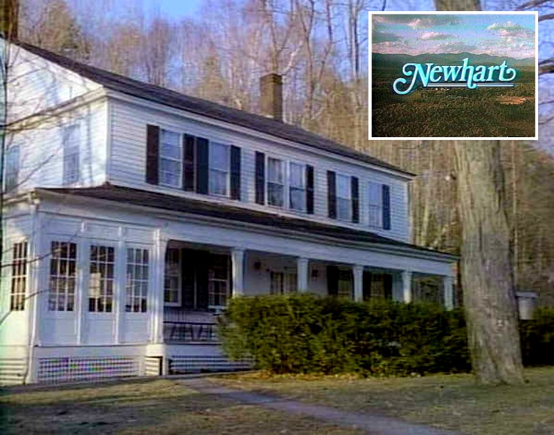 Stratford Inn on Newhart TV show featured