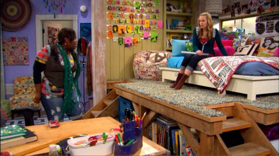 Teddy Duncan S Room Good Luck Charlie