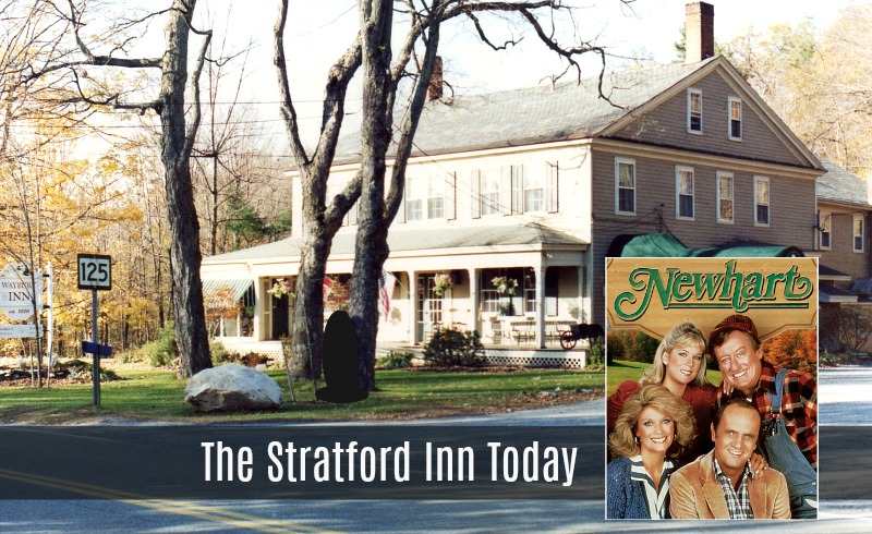 The Real Stratford Inn Today Waybury Inn Vermont